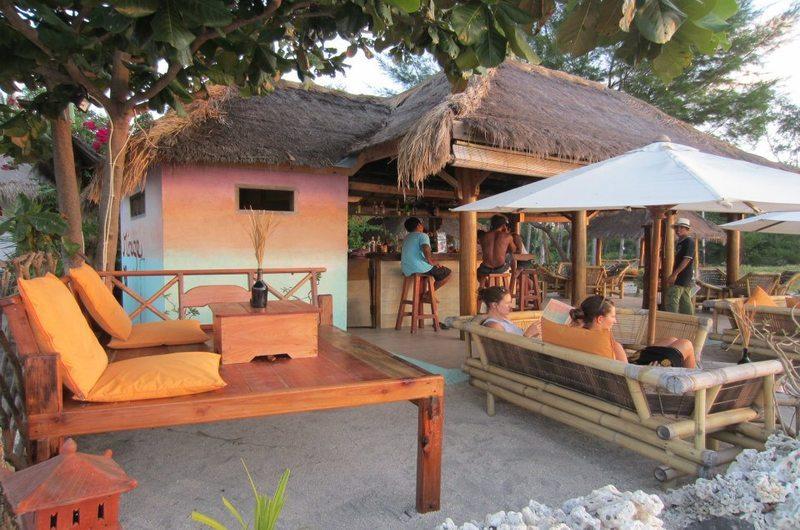 Mirage Bar Gili Air Lombok