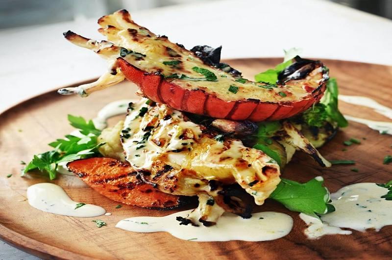 Nostimo Greek Restaurant Petitenget Bali