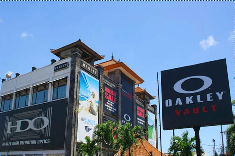 Oakley Vault Nusa Dua Bali