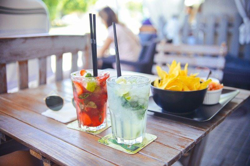Panorama Bar and RestaurantSandy Bay Beach Club - Bars in Nusa Lembongan, Bali