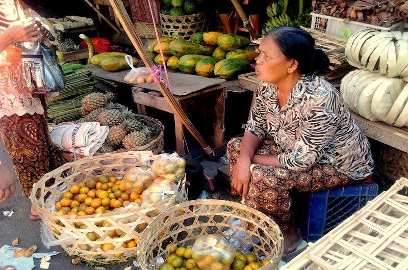 Passar Senggol Night Market Klungkung Bali