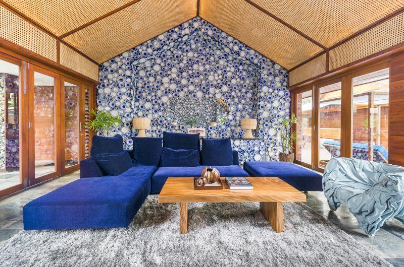 Iniala Beach House Collector's Villa Lounge Room   Natai, Phang Nga