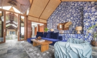 Iniala Beach House Collector's Villa Pool Side Lounge Area | Natai, Phang Nga