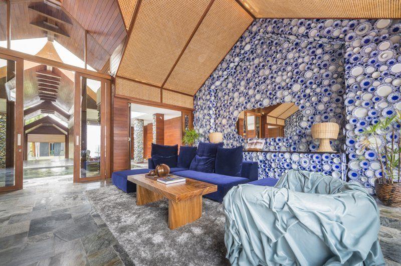 Iniala Beach House Collector's Villa Pool Side Lounge Area | Natai, Phang Nga