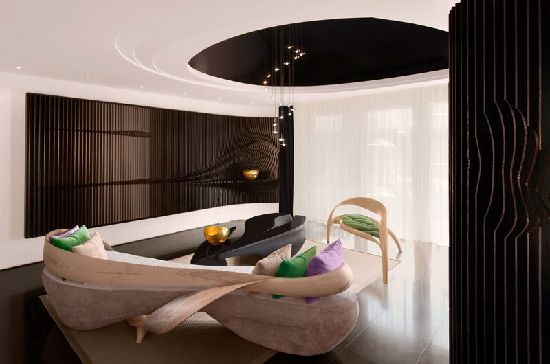 Iniala Beach House Collector's Villa Living Room   Natai, Phang Nga