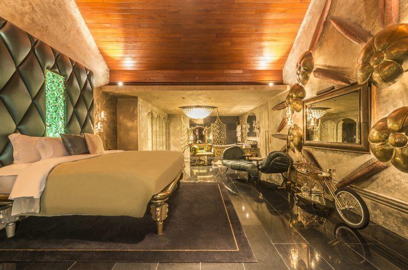 Iniala Beach House Collector's Villa Master Bedroom   Natai, Phang Nga