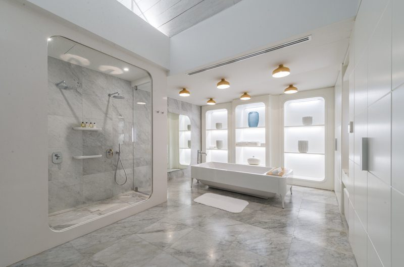 Iniala Beach House Collector's Villa En-suite Bathroom   Natai, Phang Nga
