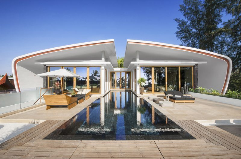 Iniala Beach House Iniala Penthouse Swimming Pool | Natai, Phang Nga
