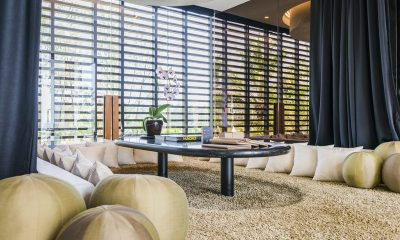 Iniala Beach House Iniala Penthouse Lounge Area | Natai, Phang Nga