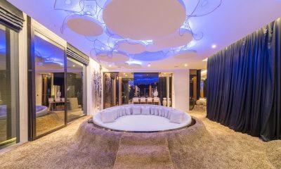 Iniala Beach House Iniala Penthouse Living Area | Natai, Phang Nga