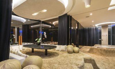Iniala Beach House Iniala Penthouse Bedroom Seating Area | Natai, Phang Nga