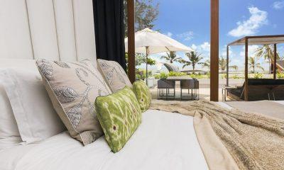Iniala Beach House Iniala Penthouse Bedroom with Balcony | Natai, Phang Nga
