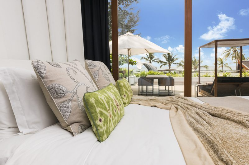 Iniala Beach House Iniala Penthouse Bedroom with Balcony | Natai, Phang Nga