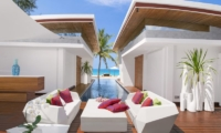 Iniala Beach House Villa Bianca Bird's Eye View | Natai, Phang Nga