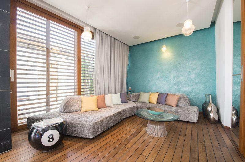 Iniala Beach House Villa Bianca Lounge Area | Natai, Phang Nga