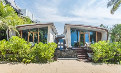 Iniala Beach House Villa Siam Entrance | Natai, Phang Nga