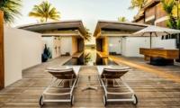 Iniala Beach House Villa Siam Bird's Eye View | Natai, Phang Nga