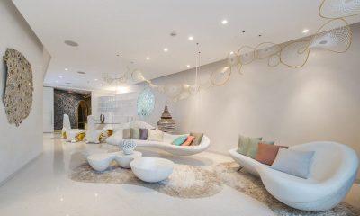 Iniala Beach House Villa Siam Living Room | Natai, Phang Nga