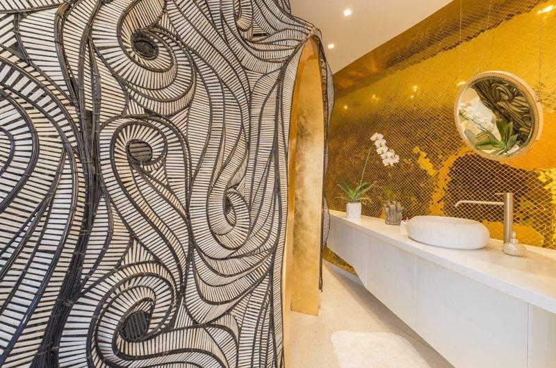 Iniala Beach House Villa Siam Bathroom Two | Natai, Phang Nga