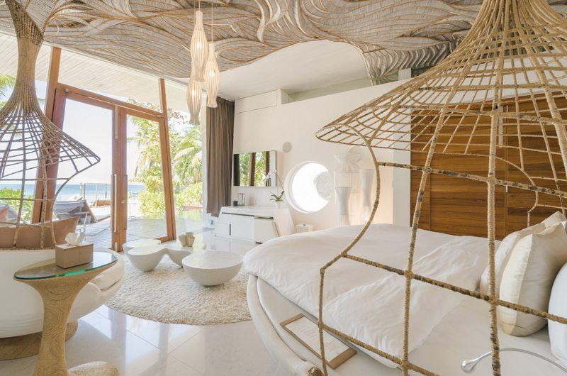 Iniala Beach House Villa Siam Master Bedroom | Natai, Phang Nga