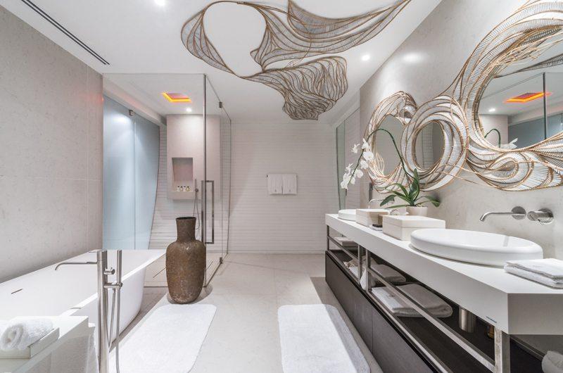 Iniala Beach House Villa Siam Bathroom One | Natai, Phang Nga
