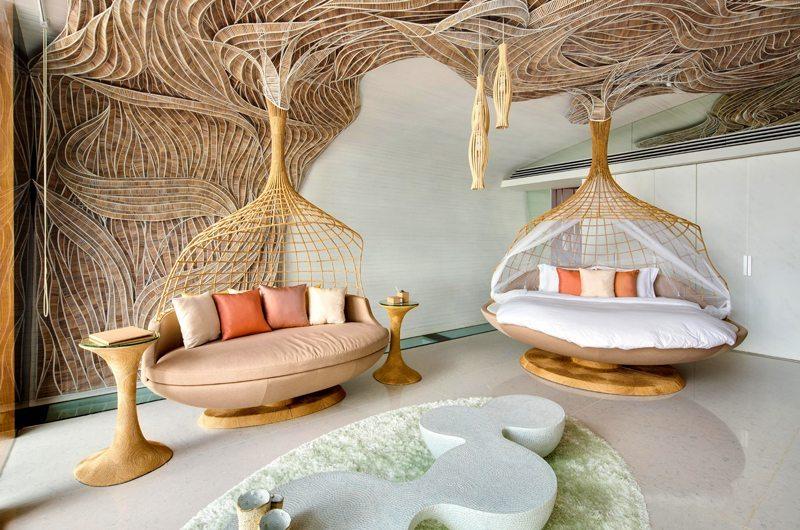 Iniala Beach House Villa Siam Bedroom | Natai, Phang Nga