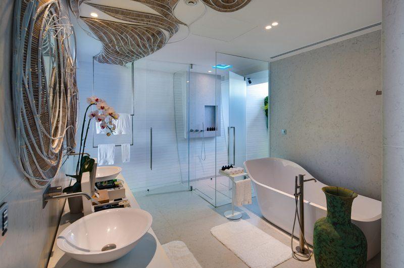 Iniala Beach House Villa Siam En-suite Bathroom | Natai, Phang Nga