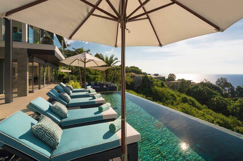 Villa Samira Sun Beds | Phuket, Thailand