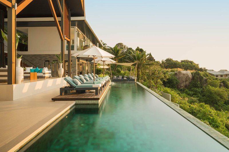 Villa Samira Reclining Sun Loungers | Phuket, Thailand