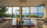 Villa Samira Indoor Living Area | Phuket, Thailand
