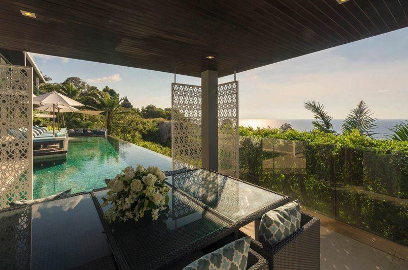 Villa Samira Pool Side Dining | Phuket, Thailand