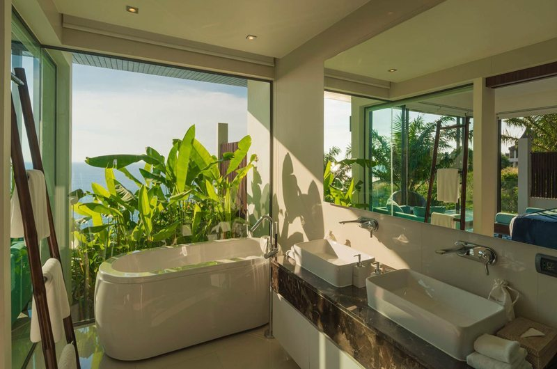 Villa Samira Bathroom | Phuket, Thailand