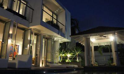 Villa Sammasan Night View | Surin, Phuket