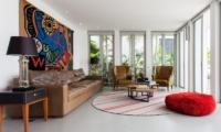 Villa Sammasan Living Area | Surin, Phuket