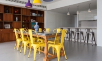 Villa Sammasan Kitchen And Dining Area | Surin, Phuket
