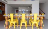 Villa Sammasan Dining Area | Surin, Phuket