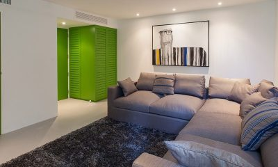 Villa Sammasan Entertainment Room | Surin, Phuket