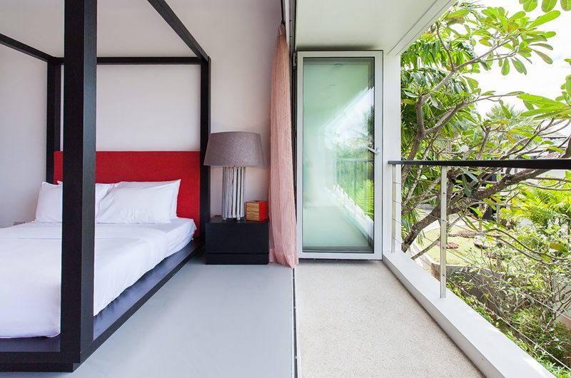 Villa Sammasan Guest Bedroom Outlook | Surin, Phuket