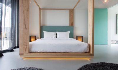 Villa Sammasan Master Bedroom | Surin, Phuket