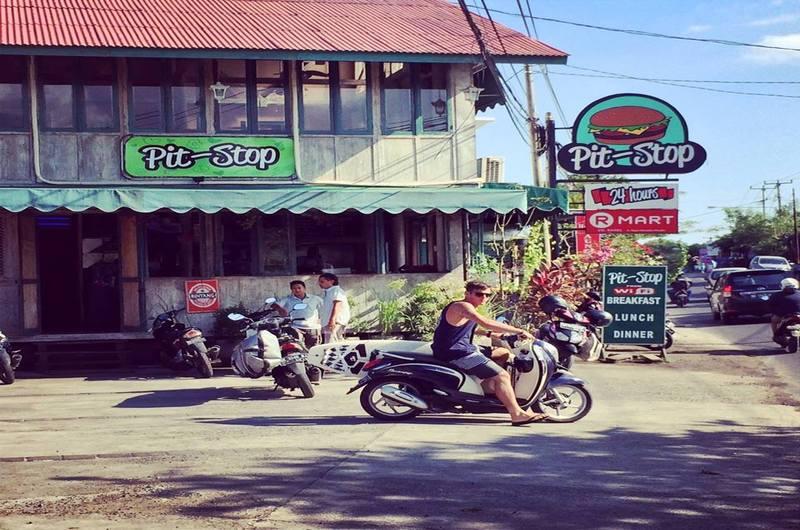 Pit Stop Ungasan Bali