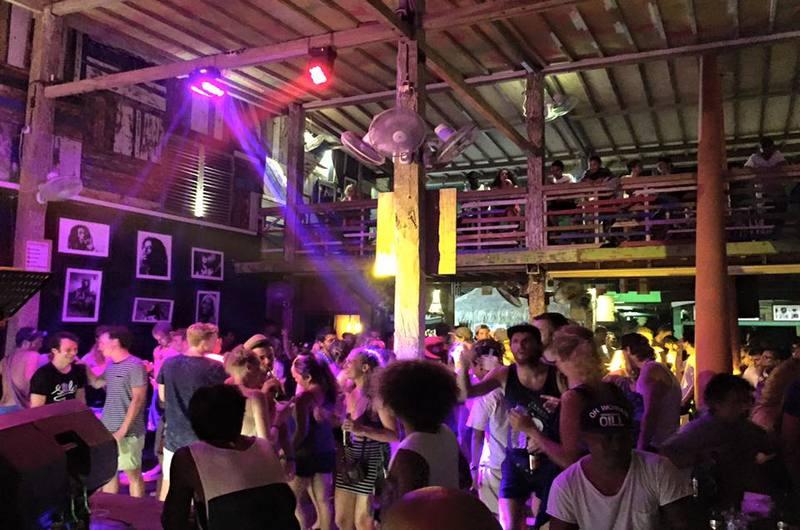 Sama Sama Reggae Bar - bars in Gili Trawangan, Lombok