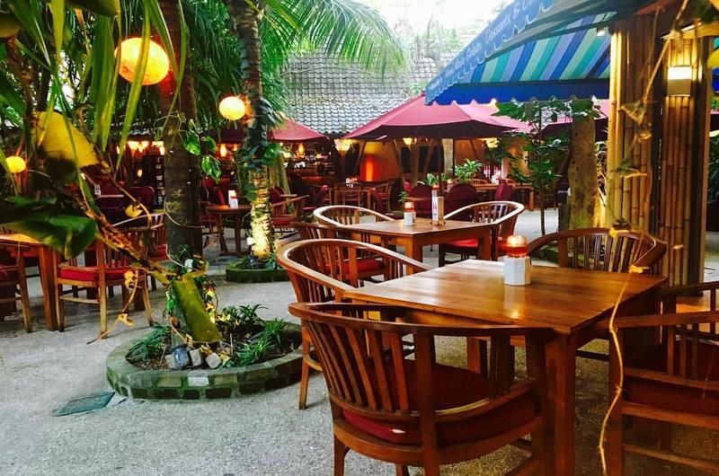 Sang Ria Grills - Restaurants in Legian, Bali