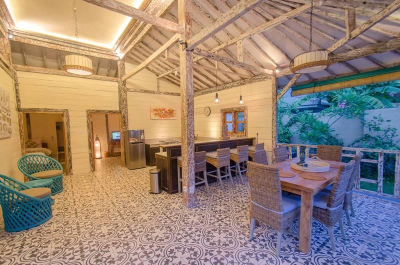 Scallywags Restaurant - restaurants in Gili Trawangan