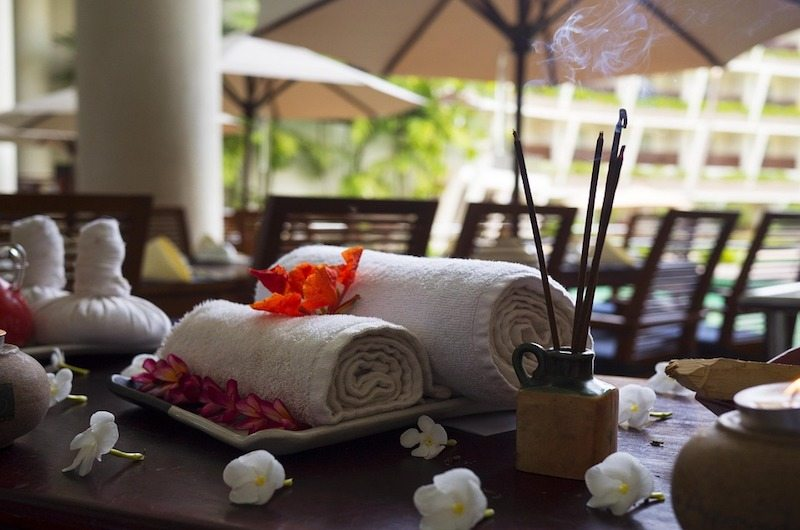 spa in bali with kids