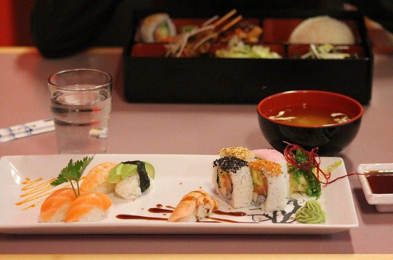 Sushi Ulu Wasabi Ungasan Bali