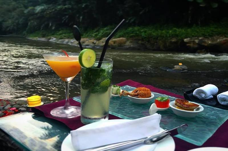 Swept Away - restaurants in Ubud, Bali
