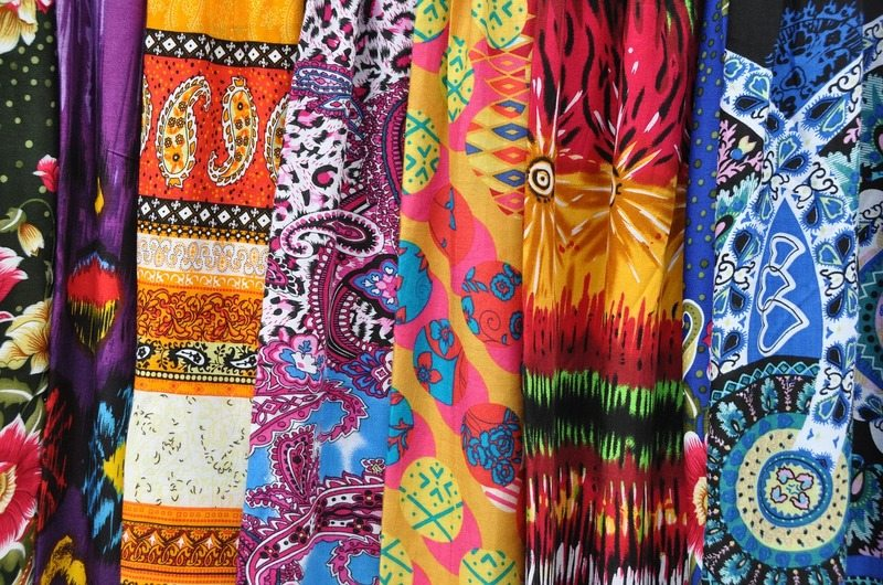 Textile and Fabrics Shopping What to Bring from Lombok