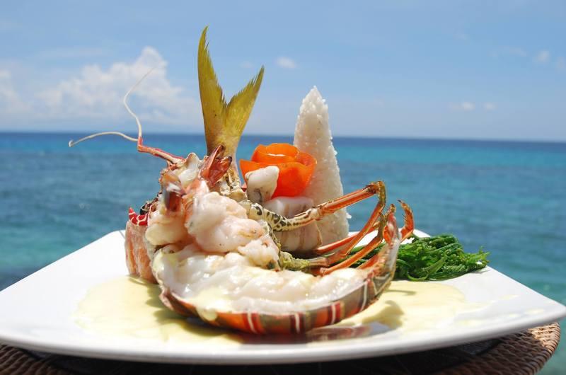 The Ballroom Restaurant Senggigi Lombok