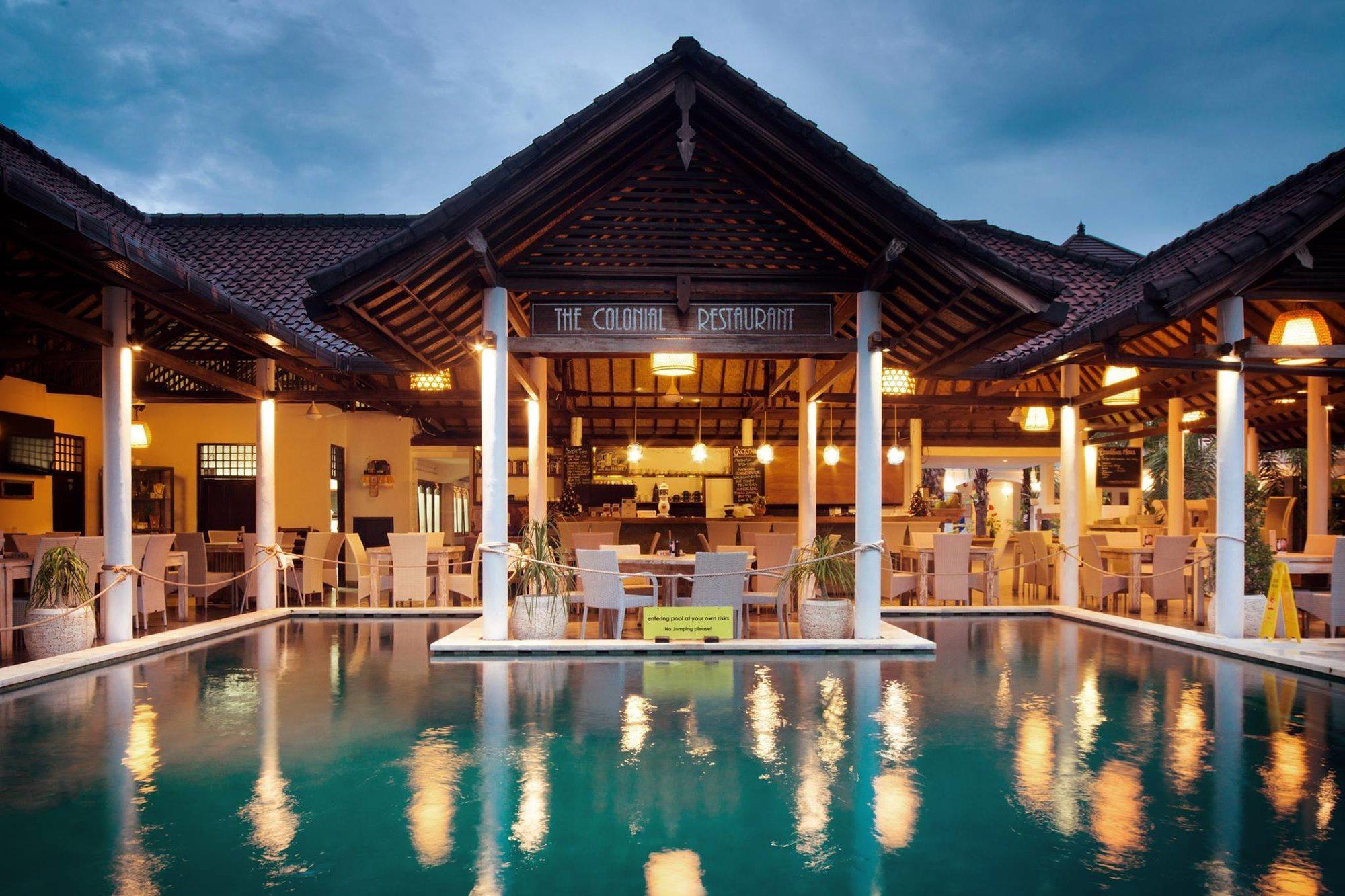 Best Restaurants in Padang Bai