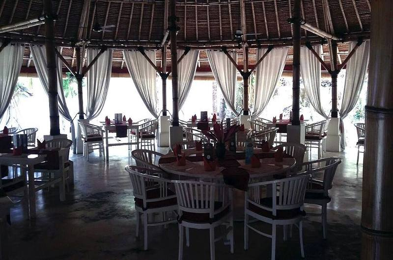 The Dining Room Restaurant Candidasa Bali